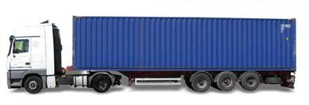 CONTAINER ARTICULATED LORRY (SEMI-TRAILER)
